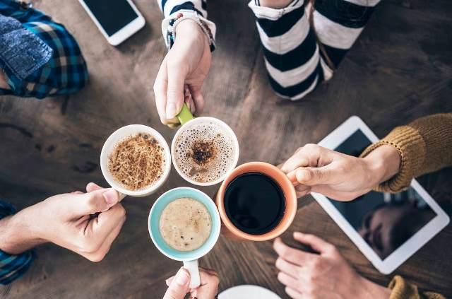 قهوه فوری؛ از دیوید استرنج تا علی کافه