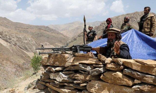 طالبان در کمتر از یکروز بر ۴شهرستان افغانستان مسلط شد