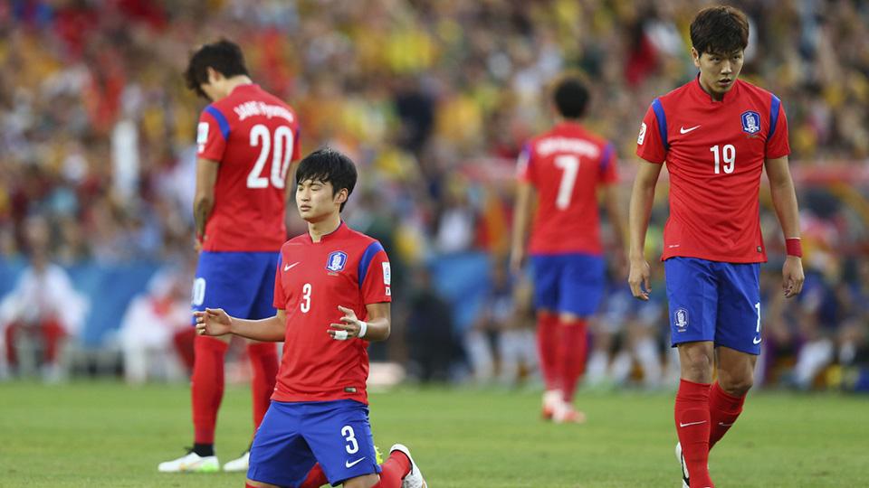 ناراحتی بازیکنان کرهجنوبی از همگروهی با تیمملی ایران