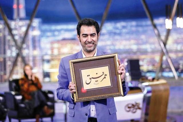 توئیت بازی  پایان همرفیق شهاب حسینی