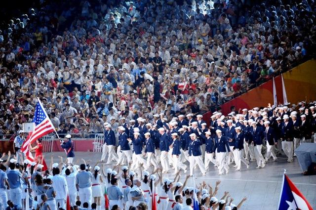 از کاروان المپیک آمریکا چه میدانید؟