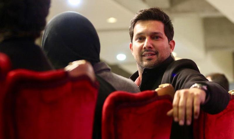 حامد بهداد در فیلم باب مارلی بازی میکند