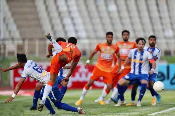 وضعیت باورنکردنی سایپا در لیگ برتر فوتبال کشور!
