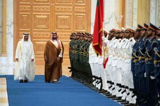 شکرآب شدن روابط امارات و عربستان برسر اسرائیل