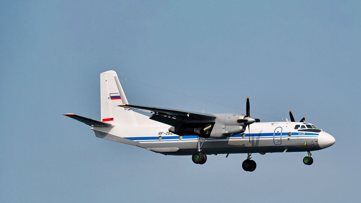 سرنوشت تلخ سرنشینان هواپیمای آنتونف روسی
