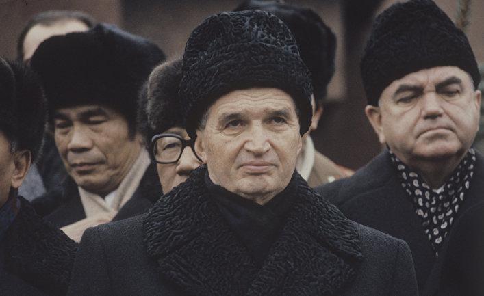 کشورداری به سبک و روش دیکتاتور نیکولای چائوشسکو