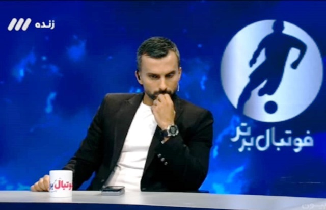 آنالیز| ادبیات محمدحسین میثاقی در فوتبالبرتر