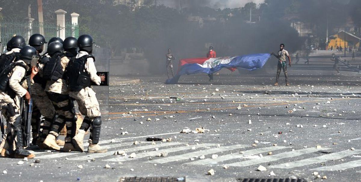 فوری | رئیس جمهور هائیتی ترور شد