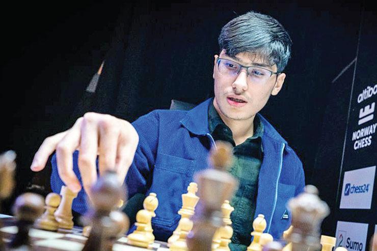 شطرنجباز ایرانی رسما فرنسوی شد