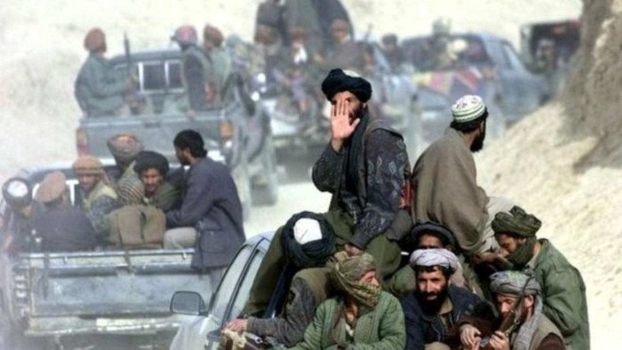 جنگجویان طالبان به مرز ایران رسیدند