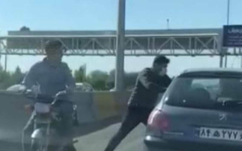 بازداشت زورگیران خشن اتوبان کرج قزوین در تهران
