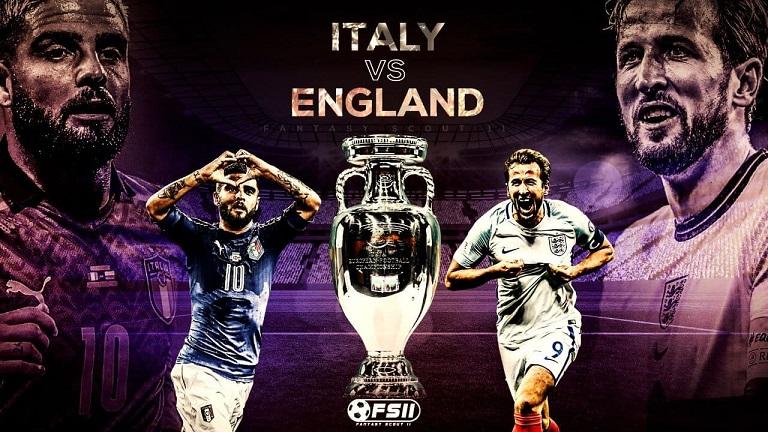 فینال یورو ۲۰۲۰؛ ترکیب انگلیس و ایتالیا مشخص شد