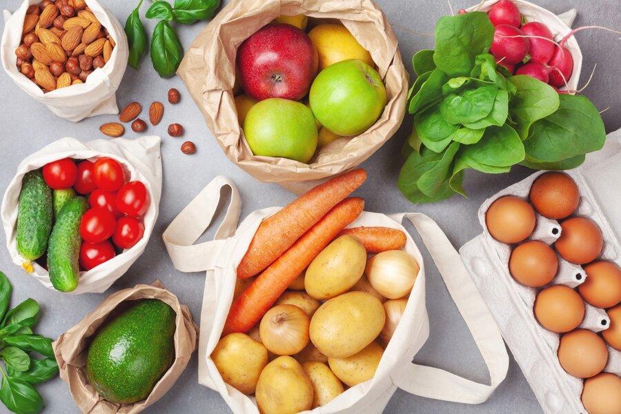 خوراکیهایی که هر چقدر بخورید چاق نمیشوید