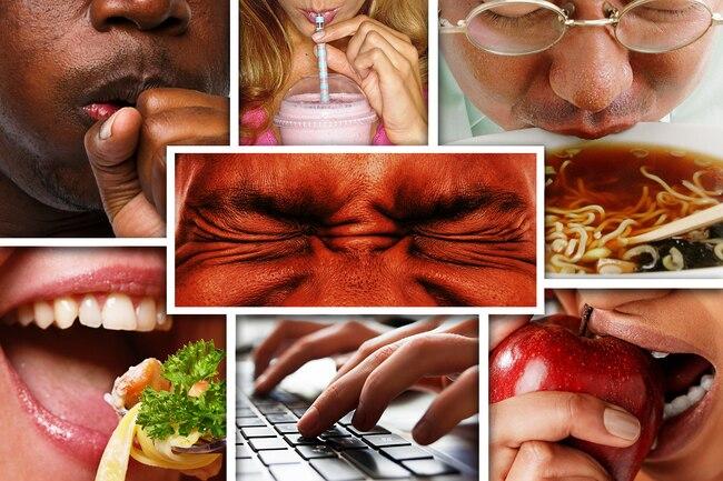 صدای غذاخوردن دیگران آزارتان میدهد؟ دچار میسوفونیا شدهاید!