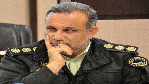 توضیح پلیس درباره ویدئو پربازدید برخورد با یک جانباز تهرانی