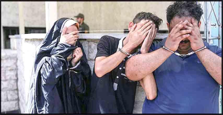 انتقامگیری زن از همسرش با شکنجه!