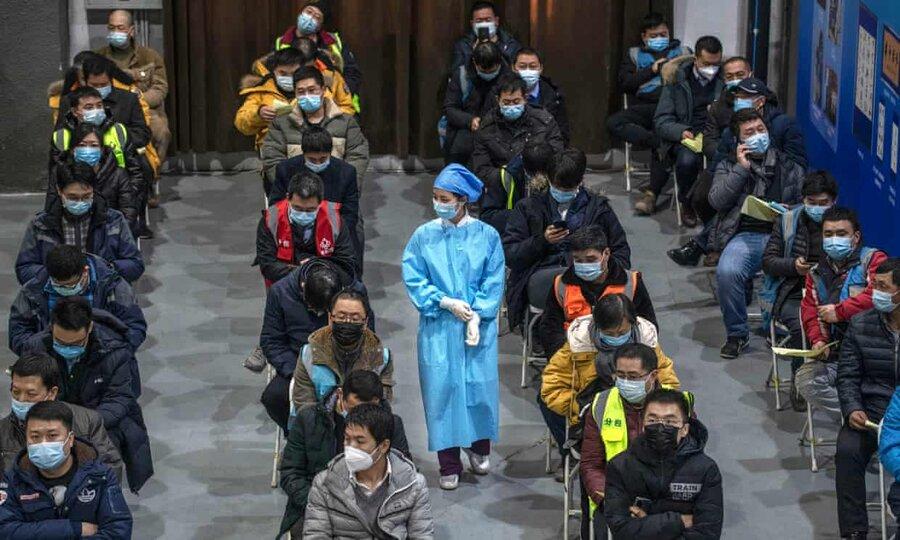 عبور چین از مرز تزریق یکمیلیارد و ۴۰۰میلیون دوز واکسن کرونا
