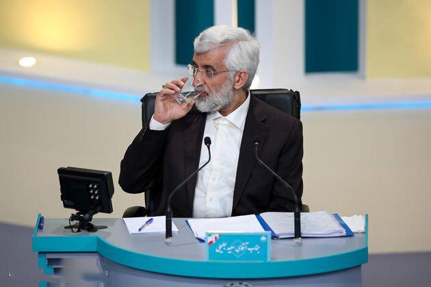 حمله جدید سعید جلیلی به روحانی و برجام