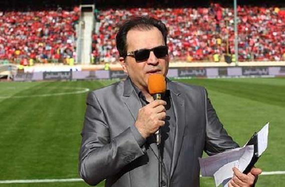 پیمان یوسفی گزارشگر دربی جام حذفی شد
