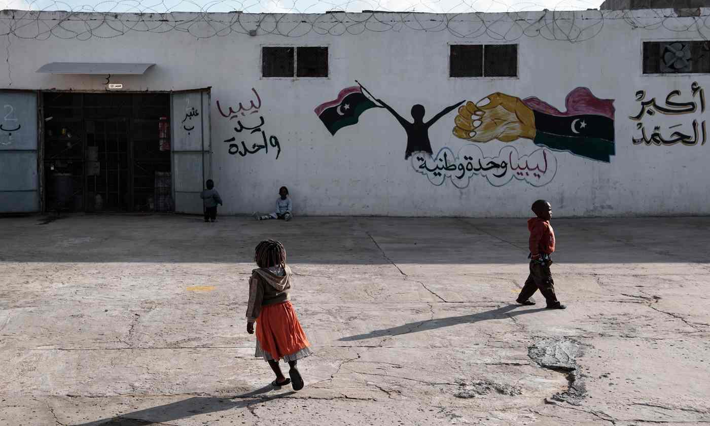 گزارشی هولناک از لیبی: بردگی جنسی در ازای دریافت آب آشامیدنی