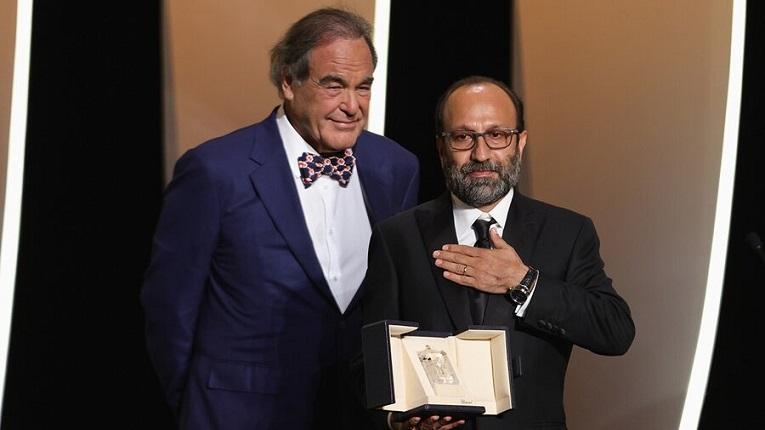 جایزه بزرگ جشنواره کن به اصغر فرهادی و قهرمان رسید