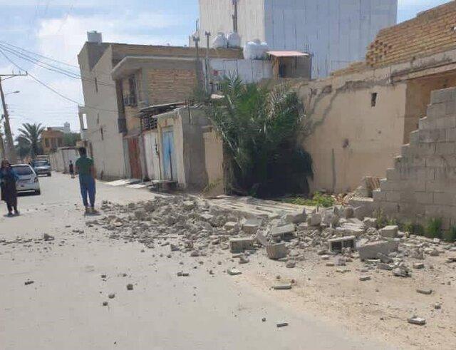 جزییات زمینزلزله ۵٫۷ ریشتری در مرز استان بوشهر و فارس