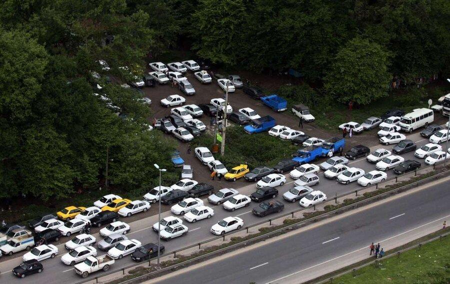 هجوم مسافران به جادهها با اعلام تعطیلی آغاز شد
