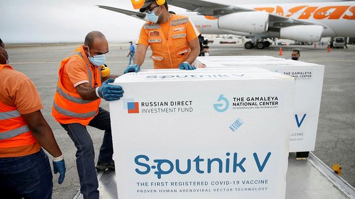 فقط ۹۲۰هزار دوز واکسن اسپوتنیک از روسیه تحویل گرفتهایم