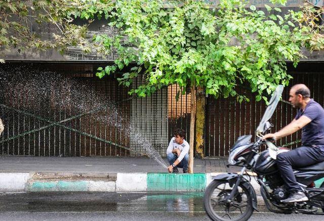 هشدار! احتمال جیرهبندی آب در پایتخت وجود دارد