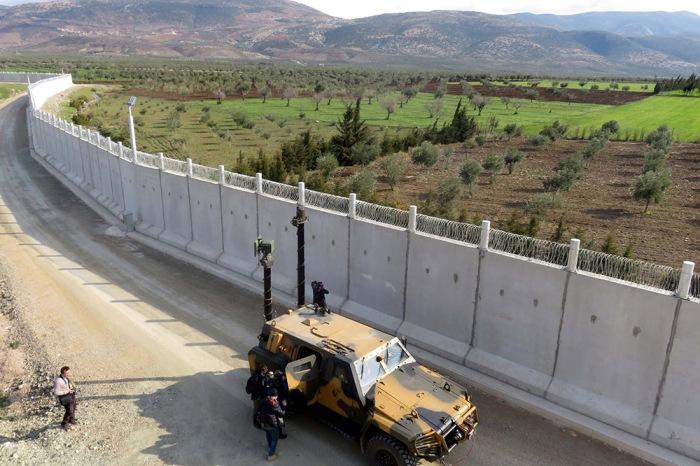 دلیل دیوارکشی در مرز مشترک ایران و ترکیه