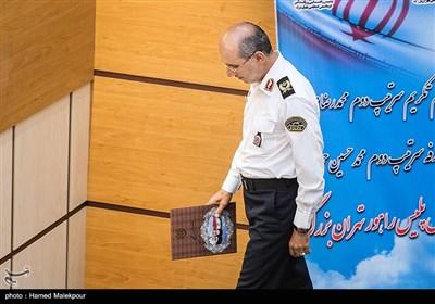 یک مصاحبه امیدوارکننده از فرمانده پلیس راهور تهران
