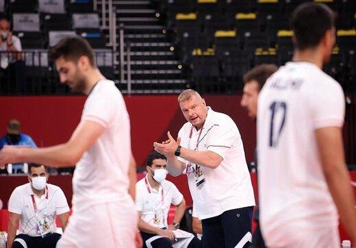 چرا والیبال ایران مقابل کانادا باخت؟