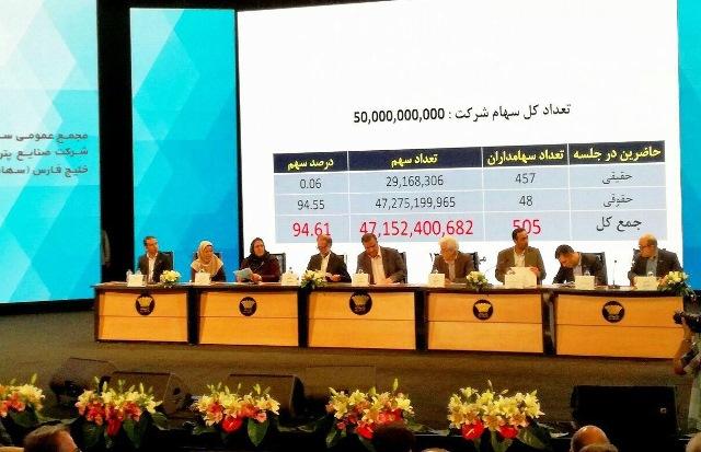درباره پولهای تقسیمشده در مجمع عمومی بورس