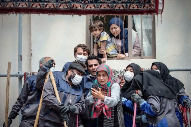 توئیتبازی| اعتراض محمدحسین لطیفی به دودکش