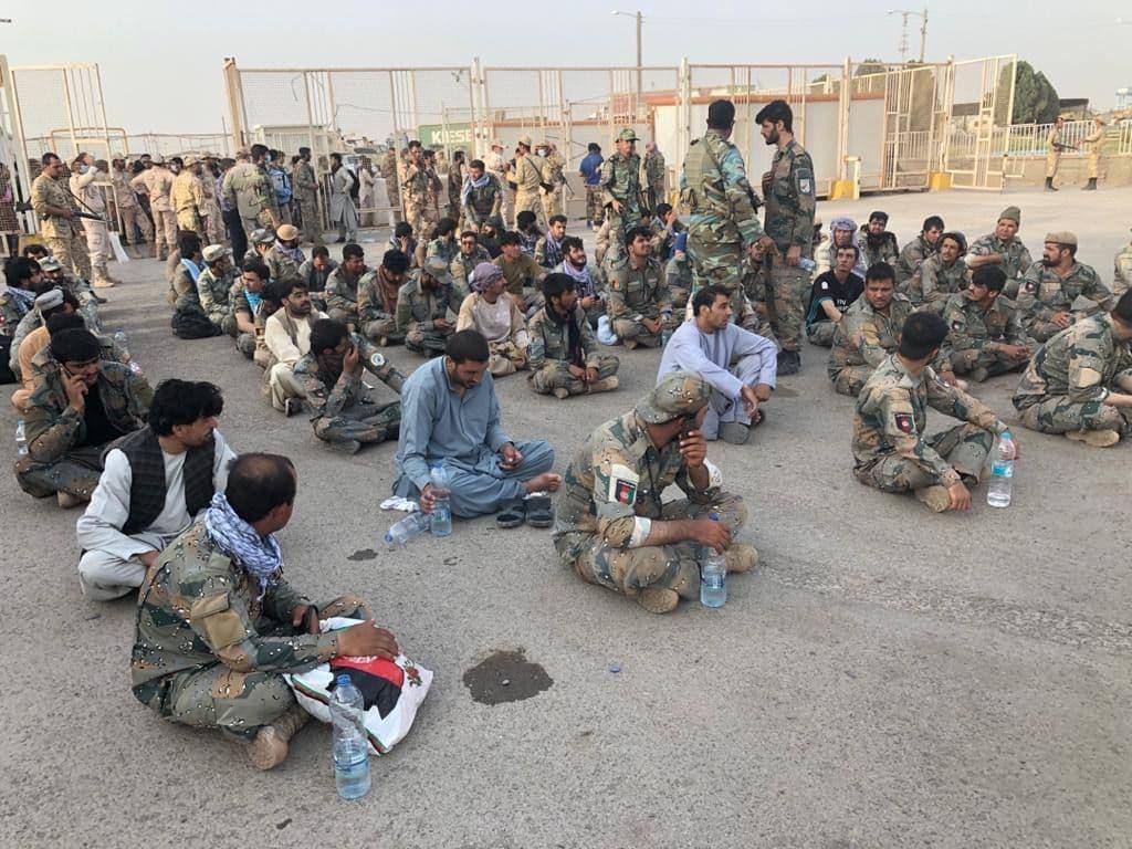 توافق ایران و طالبان برای بازگشت سربازان فراری افغانستان
