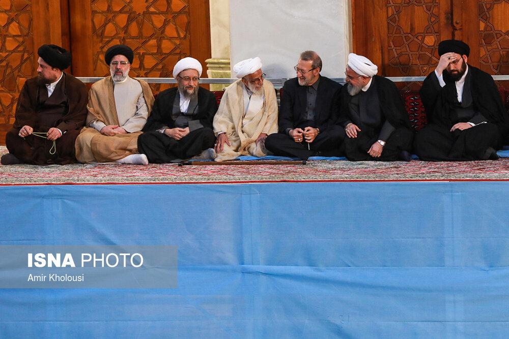 تعریف و تمجید از رئیسی به شیوه کیهان: او مالک اشتر است