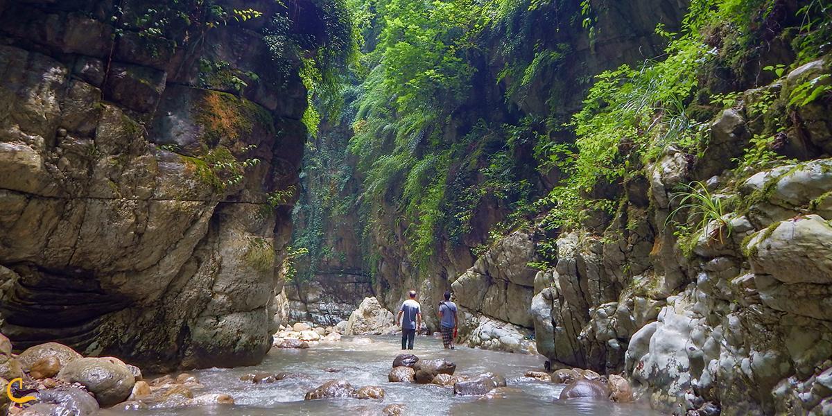 شمارش معکوس برای خشک شدن رودخانه چالوس