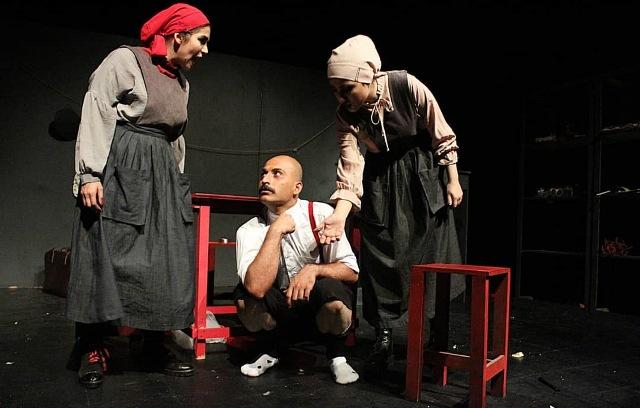 یادداشت تئاتر  درباره نمایش «شب جنایتکاران»