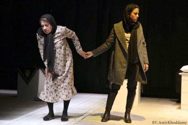 یادداشت تئاتر| درباره فیلم تئاتر «ماضی استمراری»