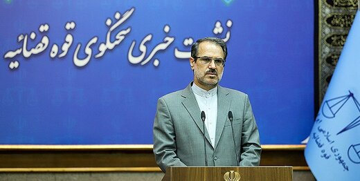 واکنش سخنگوی قوهقضائیه به ویدئو منتشر شده از زندان اوین