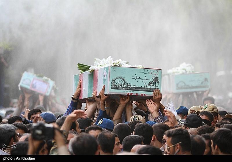 ثبت ۱۷۰ایرانی در فهرست موسسه شهدای عراق
