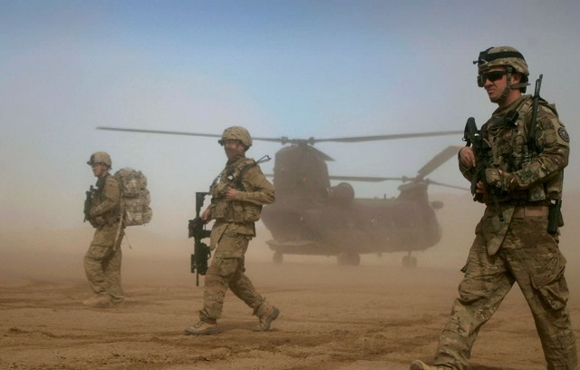 همه حواشی خروج نظامیان ایالات متحده از کابل