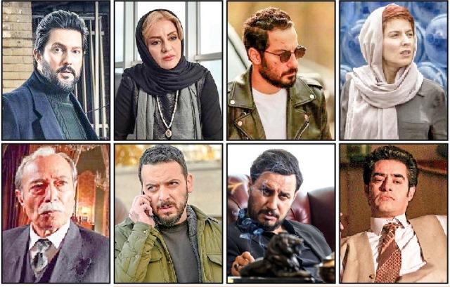 ضد قهرمانهای محبوب سریالها و فیلمهای سینمایی