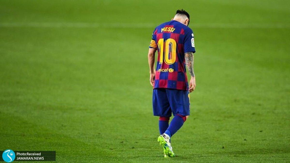 وارث پیراهن شماره ۱۰ مسی در بارسلونا معرفی شد