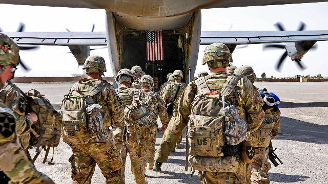سربازان آمریکایی چطور از افغانستان خارج شدند؟