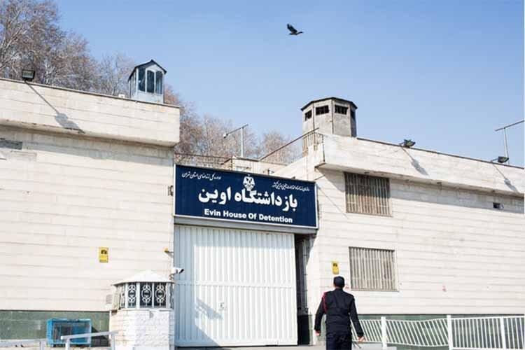 عکس   نامه عزل فرمانده یگان حفاظت زندان اوین