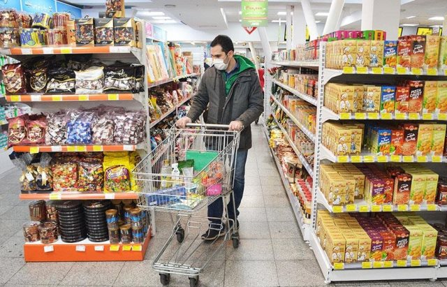 یک گزارش آماری اعصابخردکن درباره قیمت خوراکیها
