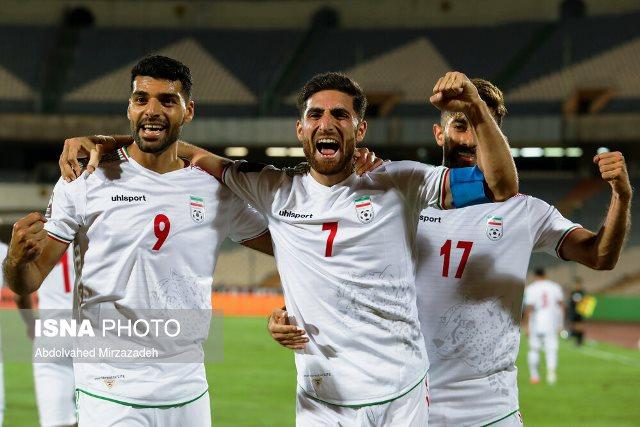 مرور نکات کمتر دیده شده از بازی اول تیم ملی