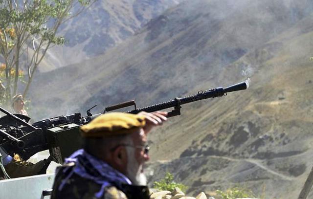 پنج حاشیه از مقاومت نیروهای احمد مسعود در پنجشیر