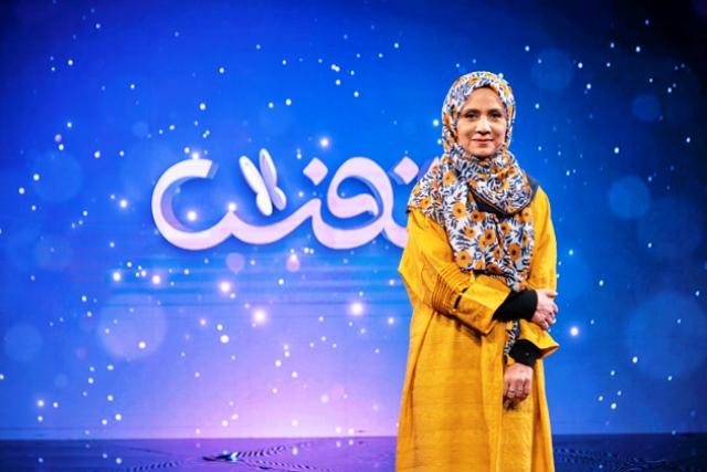 گفتگو با فلورا سام مجری دو برنامه محاکات و نفس